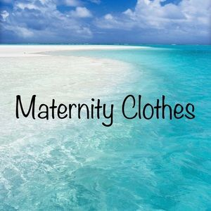 Tops - Maternity clothes !